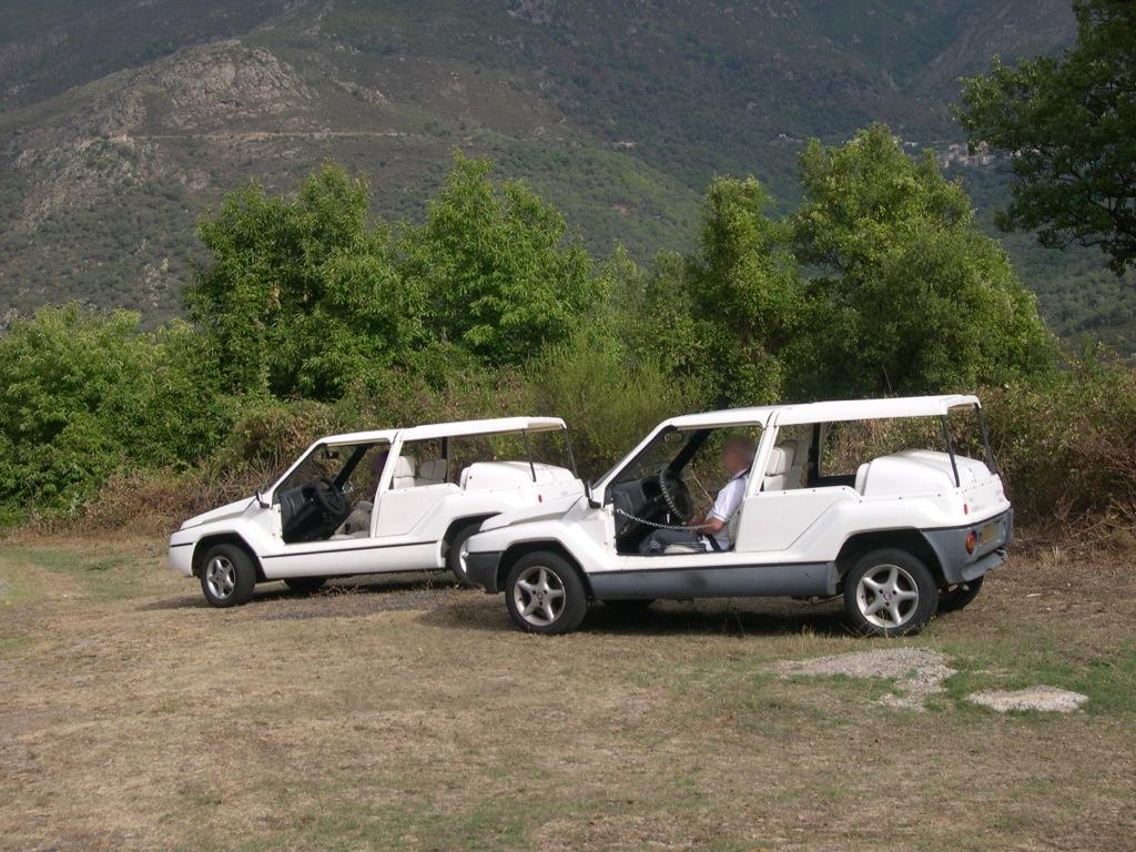 Méga Club 1.4i 1994 et Méga Club 1.4d 4x4 1996