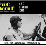 RETROMOBILE PARIS 2016.