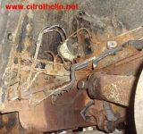 DS 21 1966 CABRIOLET. Restauration mécanique, conversion au LHM 02.