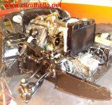 DS 21 1966 CABRIOLET. Restauration mécanique, conversion au LHM 04.